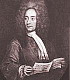 Albinoni, Tomaso Komponist Portrait Bild