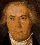 Beethoven, Ludwig van Komponist Portrait Bild
