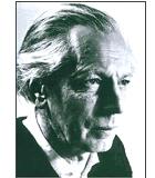 Blacher, Boris Komponist Portrait Bild