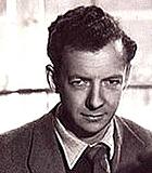 Britten, Benjamin Komponist Portrait Bild