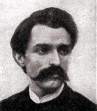 Catalani, Alfredo Komponist Portrait Bild