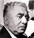 Chatschaturjan, Aram Iljitsch Komponist Portrait Bild