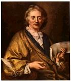Couperin, François Komponist Portrait Bild