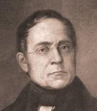 Czerny, Carl Komponist Portrait Bild