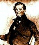 Diabelli, Anton Komponist Portrait Bild
