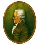 Dittersdorf, Karl Ditters von Komponist Portrait Bild
