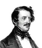 Donizetti, Gaetano Komponist Portrait Bild