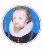 Dowland, John Komponist Portrait Bild
