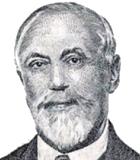 Dukas, Paul Komponist Portrait Bild