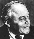 Bloch, Ernest Komponist Portrait Bild