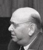 Eisler, Hanns Komponist Portrait Bild