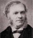 Franck, César Komponist Portrait Bild
