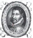 Gallus, Jakob Komponist Portrait Bild