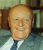 Genzmer, Harald Komponist Portrait Bild © by Schott Promotion / Peter Andersen