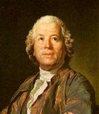 Gluck, Christoph Willibald Komponist Portrait Bild