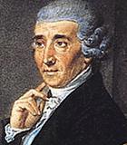 Haydn, Franz Joseph Komponist Portrait Bild