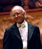 Holliger, Heinz Komponist Portrait Bild © by Schott Music - Patrick Deslarzes