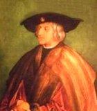 Isaac, Heinrich Komponist Portrait Bild