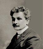 Janácek, Leos Komponist Portrait Bild