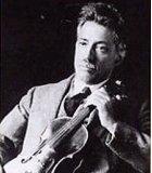 Kreisler, Fritz Komponist Portrait Bild