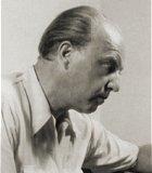 Krenek, Ernst Komponist Portrait Bild
