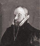 Lasso, Orlando di Komponist Portrait Bild