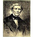 Loewe, Carl Komponist Portrait Bild
