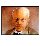 Pfitzner, Hans Erich Komponist Portrait Bild