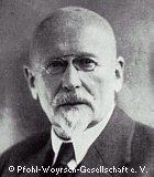 Pfohl, Ferdinand Komponist Portrait Bild
