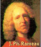 Rameau, Jean-Philippe Komponist Portrait Bild