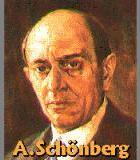 Schoenberg, Arnold Komponist Portrait Bild