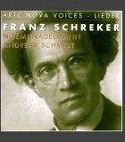 Schreker, Franz Komponist Portrait Bild