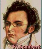 Schubert, Franz Komponist Portrait Bild