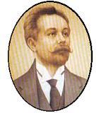 Skrjabin, Alexander Nikolajewitsch Komponist Portrait Bild
