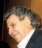 Theodorakis, Mikis Komponist Portrait Bild