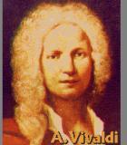 Vivaldi, Antonio Komponist Portrait Bild