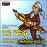 Hörbuch: Wolfgang Amadeus Mozart  Ganz verrückt nach Musik